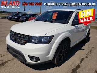 2017 Dodge Journey SXT Touch Screen,Heated Seats,DVD,AWD SUV