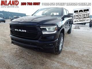 2020 Ram 1500 Big Horn North Edition Truck Crew Cab