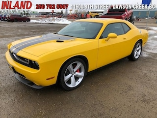 2010 Dodge Challenger SRT8 Leather,Nav,Bluetooth,Standard Coupe