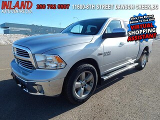 2017 Ram 1500 SLT Touch Screen,Rear Camera,Bluetooth Truck Crew Cab