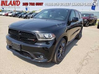 2017 Dodge Durango R/T Nav,Leather,Bluetooth,Heat/Cool Seats,AWD VUS