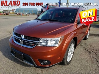 2013 Dodge Journey R/T Leather,Rear Camera,AWD,DVD,Sunroof SUV