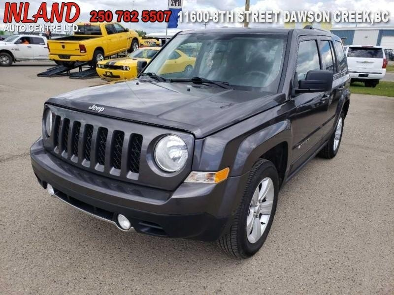 2016 Jeep Patriot Sport Sat Radio,Touchscreen,Bluetooth SUV