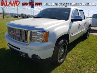 2013 GMC Sierra 1500 Denali Leather,Rear Camera,Sunroof,nav Truck Crew Cab