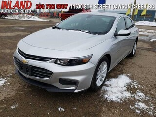 2018 Chevrolet Malibu LT Rear Camera,Apple Car Play,Bluetooth Sedan