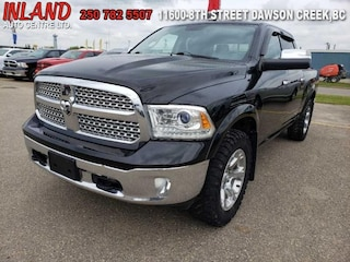 2014 Ram 1500 Laramie Bluetooth,Touch Screen,Rear Camera,Long Bo Truck Crew Cab