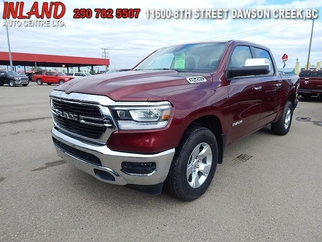 2019 Ram All-New 1500 Big Horn Remote Start,Heated Seat,Wheels Truck Crew Cab