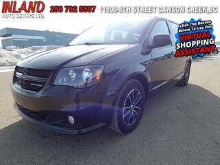2019 Dodge Grand Caravan GT Bluetooth,Rear Camera,Leather,FWD Van Passenger Van