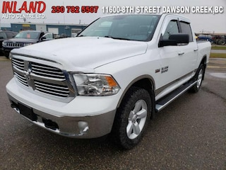 2017 Ram 1500 SLT Nav,Rear Camera,Bluetooth,Tonneau Truck Crew Cab