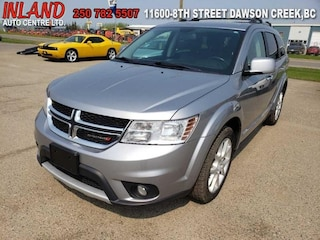 2016 Dodge Journey R/T Leather,Nav,Bluetooth,AWD SUV