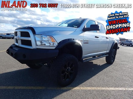 2018 Ram 2500 SLT Rear Camera,6 Lift,Bluetooth,Tonneau Truck Crew Cab