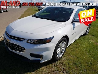 2018 Chevrolet Malibu LT Rear Camera,Touch Screen,FWD Berline