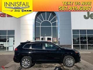 2017 Jeep Cherokee Overland 4x4, Adaptive Cruise, Dual Pan Sunroof, H