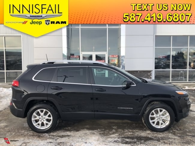 2017 Jeep Cherokee North 4x4 Heated Seats, Heated Steering Wheel, Remote Start, Sunroof, Backup Camera, Remote Start, Power Liftgate, Clean CARFAX