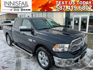 2017 Ram 1500 Big Horn HEATED SEATS! TRAILER TOW GROUP! CLEAN CARFAX