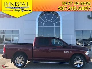 2018 Ram 1500 ST Express, Bluetooth, Backup Camera, Sport Appearance, Dual Exhaust, Split Bench Seating, 20