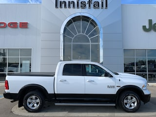 2014 Ram 1500 Outdoorsman 4x4, Bluetooth, Anti Spin Differential, Tow Hooks, Skid Plate Protection Group, Trailer Brake Control