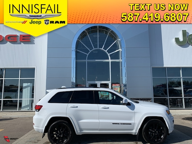 2019 Jeep Grand Cherokee Altitude Quadra–Trac II 4x4 System, Leather/Suede