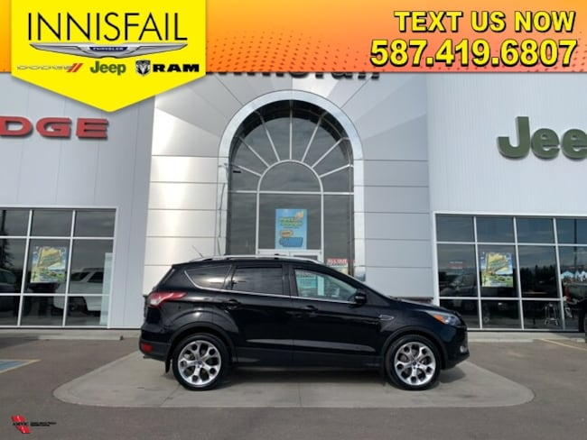 2013 Ford Escape Titanium AWD, Leather, Heated Seats,Naviagtion, Re