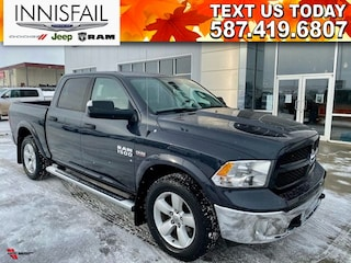 2017 Ram 1500 Outdoorsman HEATED SEATS! TRAILER TOW GROUP! CLEAN CARFAX!