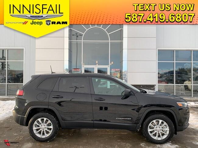 2020 Jeep Cherokee Sport 4X4