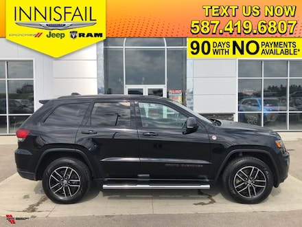 2017 Jeep Grand Cherokee Trailhawk 5.7L HEMI! LEATHER! DUAL PANO SUNROOF!