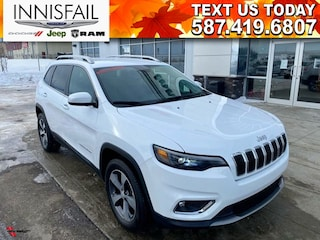2019 Jeep Cherokee Limited HTD SEATS! LED LIGHTING! CLEAN CARFAX!