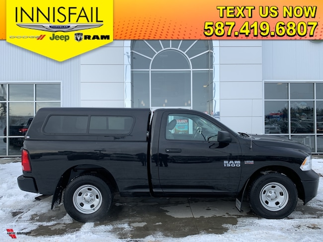2016 Ram 1500 ST, Easy to Clean Vinyl Seats/Floor, Cruise Control, Air Conditioning, Topper, Clean CARFAX