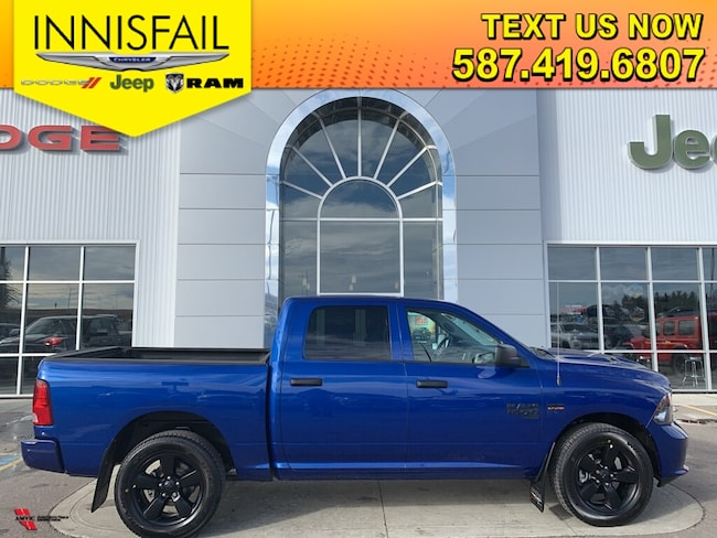 2019 Ram 1500 Classic ST Express 4x4, Heated Seats, Heated Steering Wheel, Bluetooth, Sport Appearance Group, Remote Start, 3.92 Rear Axle Ratio, Spray In Liner
