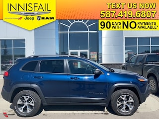 2018 Jeep Cherokee TRAILHAWK L PLUS! PANORAMIC SUNROOF! HTD/VENTILATE