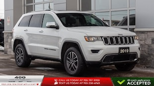 2019 Jeep Grand Cherokee Limited VUS 1C4RJFBG8KC771440