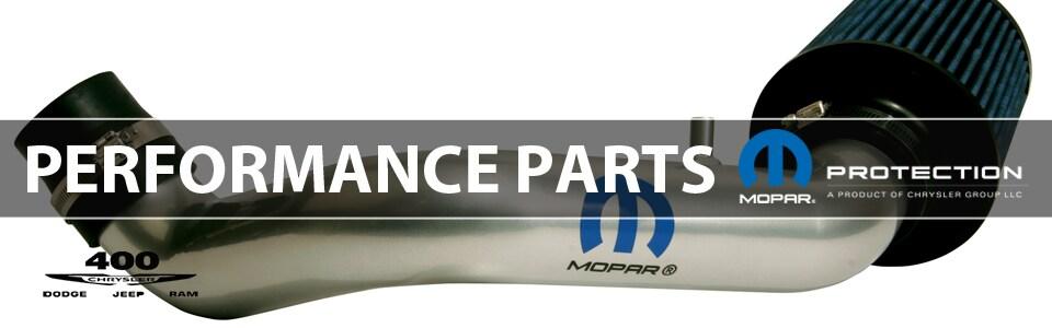 Mopar Performance Parts | 400 Chrysler Dodge Jeep Ram