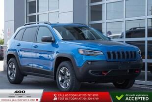 2019 Jeep New Cherokee Trailhawk 4x4 SUV 1C4PJMBX3KD479880