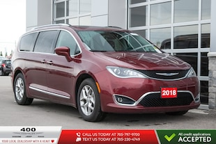 2018 Chrysler Pacifica | Touring L | PARK SENSE | TRI PANE SUNROOF | Van Passenger 2C4RC1EG8JR286827
