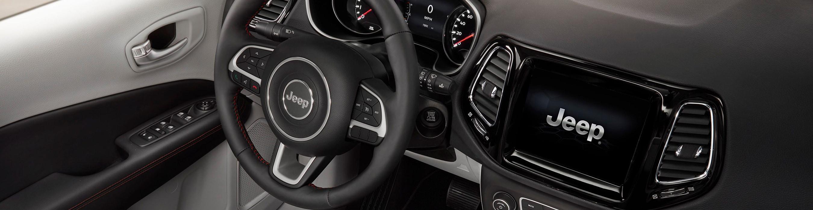 Huge savings on 2019 Jeep Compass | 400 Chrysler Dodge Jeep Ram