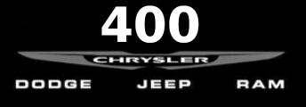 400 Chrysler Dodge Jeep Ram