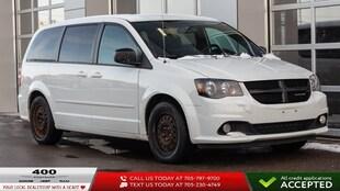2014 Dodge Grand Caravan SXT Van Passenger