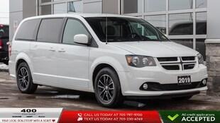 2019 Dodge Grand Caravan GT Van Passenger 2C4RDGEG3KR515058