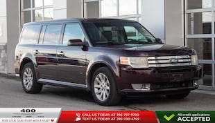 2011 Ford Flex SEL Wagon