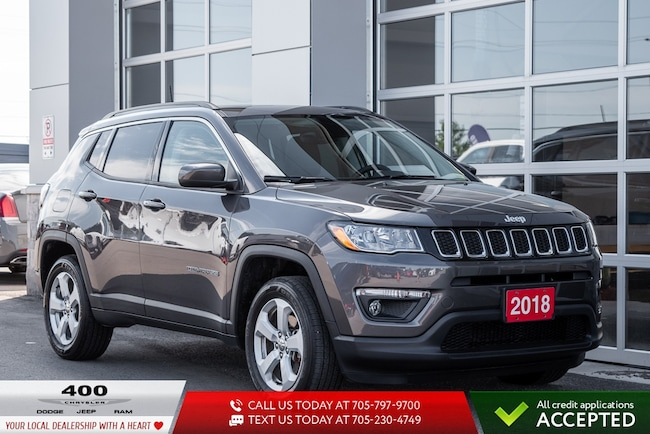 2018 Jeep Compass North Wagon