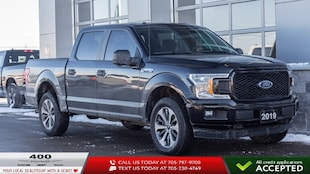 2019 Ford F-150 XL Pickup 1FTEW1EPXKFB06083