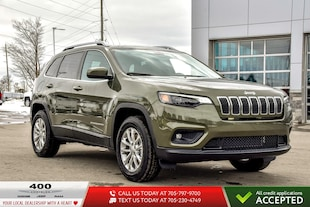 2019 Jeep New Cherokee North 4x4 SUV 1C4PJMCX9KD405619