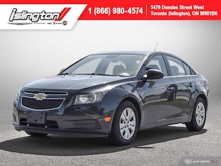 2014 Chevrolet Cruze 1LT **Best Commuter!!** SAT Radio Backup CAM+++ Sedan