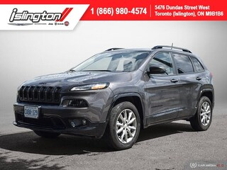 2018 Jeep Cherokee North **LOW KMS!!* Demo NAV Selecterrain+++ SUV