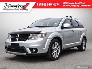 2013 Dodge Journey Crew  Certified DVD 8.4 Uconnect Backup CAM +++ SUV