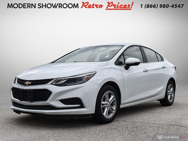 2017 Chevrolet Cruze LT Certified & E-Tested! *Month-END Special!* Sedan