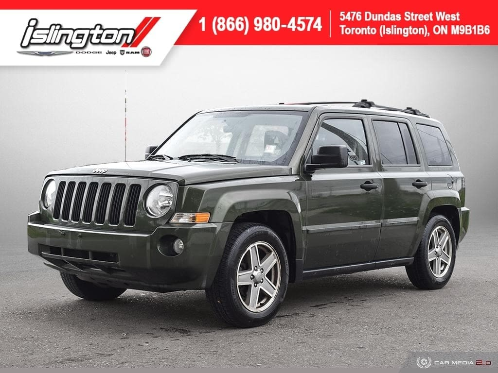 Used 2007 Jeep Patriot For Sale at Islington Chrysler FIAT