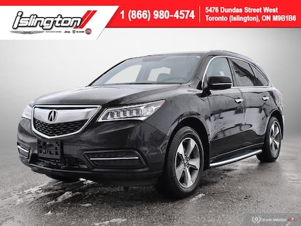 2015 Acura MDX **Winter Ready!!** Leather Sunroof Bkpcam+++ SUV