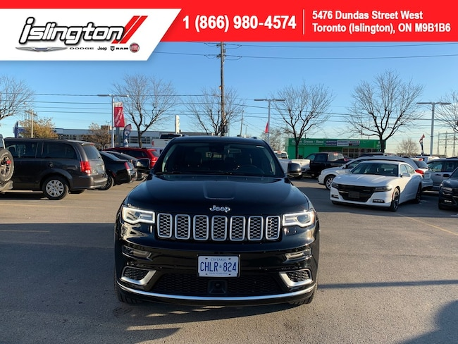 2018 Jeep Grand Cherokee Summit  Demo  **Spring Special!** SUV