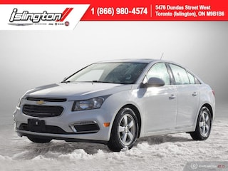 2015 Chevrolet Cruze 2LT **Super Commuter!!** Leather Sunroof Bkpcam+++ Sedan